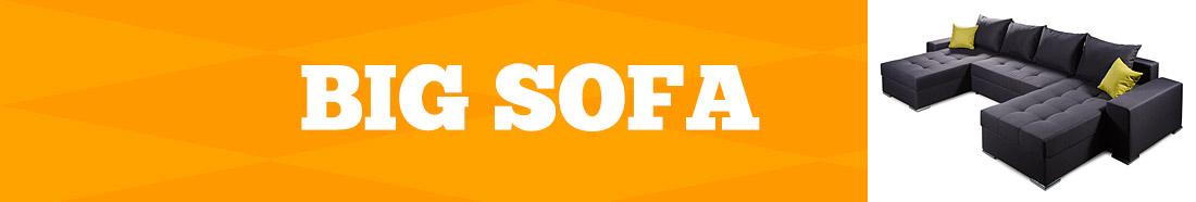 Big Sofa & XXL Sofas günstig online kaufen